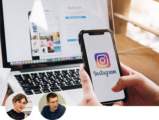 Blog, Instagram i Fejsbuk - Crna Gora